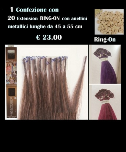 Extension RING-ON con anellini